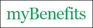myBenefits logo button