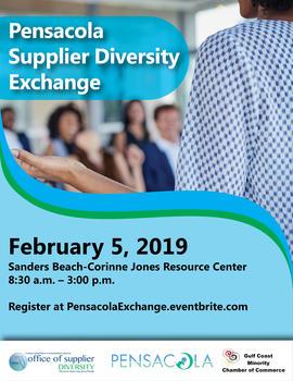 Pensacola Event Calendar February 2019 SDE Pensacola 2019 / Supplier Diversity Exchange Calendar / OSD